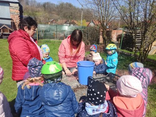 Jaro ve školce